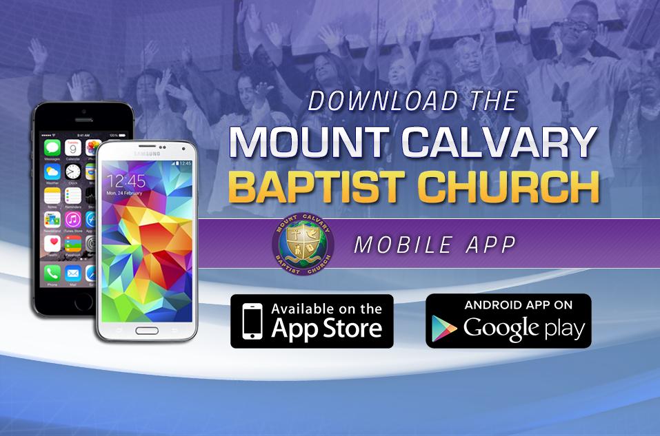 mount calvary singles Calvary baptist church - 314 south franklin road - mount airy, nc 27030.